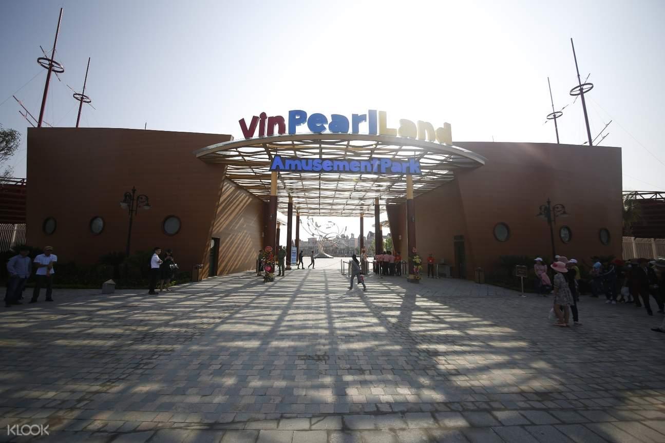 Cổng Vinpearl Land Nam Hội An